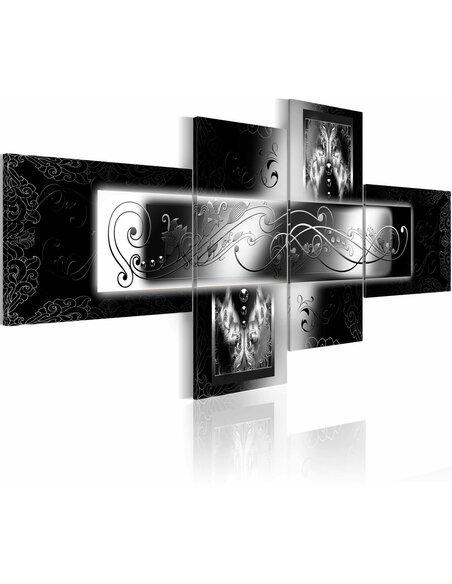 Tableau - 4 tableaux - Angels wings Modernes Artgeist