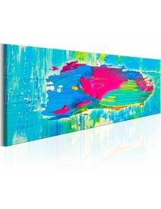 Tableau BLUE ISLAND - par Artgeist