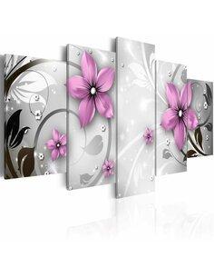 Tableau SAUCY FLOWERS - par Artgeist