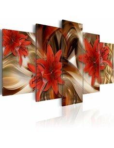 Tableau FLOWER NEBULA - par Artgeist