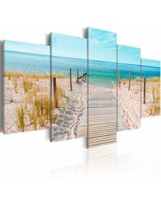 Tableau - 5 tableaux - Towards The Sea Mer Artgeist