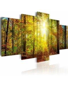 Tableau MYSTICAL FOREST - par Artgeist