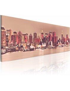 Tableau NEW YORK CITY OF LIGHT - par Artgeist