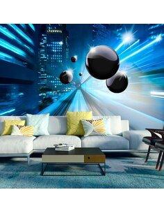 Papier peint TIME & SPACE - par Artgeist