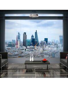 Papier peint CITY VIEW LONDON - par Artgeist