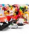 Papier peint CITY COLLAGE - par Artgeist