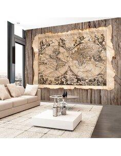 Papier peint NOVA ORBIS TABULA - par Artgeist