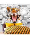 Papier peint TIGER JUMP - par Artgeist