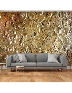 Papier peint VIRTUOSITY OF GOLD - par Artgeist