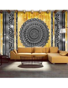 Papier peint INCORPOREAL CIRCLE - par Artgeist