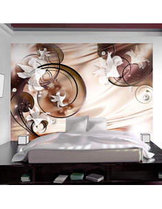 Papier peint SATINY CARPET - par Artgeist