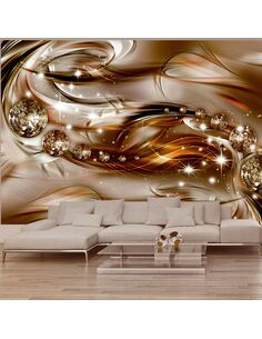 Papier peint CHOCOLATE TIDE - par Artgeist