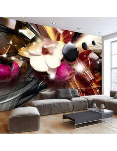 Papier peint ABSTRACTION OF COLOURS - par Artgeist