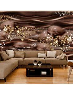 Papier peint CHOCOLATE RIVER - par Artgeist