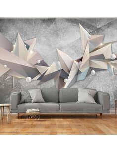 Papier peint GEOMETRICAL CONSTELLATION - par Artgeist
