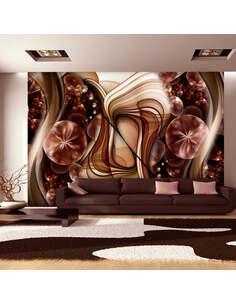 Papier peint CABINET OF CURIOSITIES - par Artgeist
