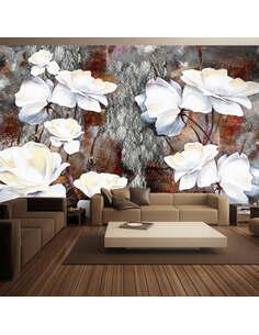 Papier peint GESTES TIMIDES - par Artgeist
