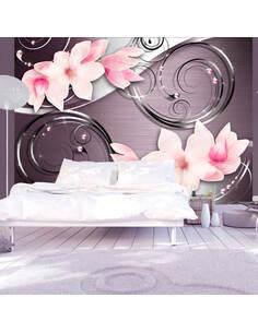 Papier peint IMAGINATION ROSE - par Artgeist