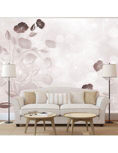 Papier peint GENTLENESS OF FLOWERS - par Artgeist