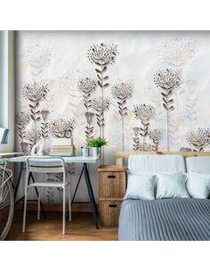 Papier peint WINTER GARDEN - par Artgeist
