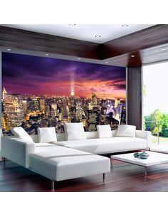 Papier peint EVENING IN NEW YORK CITY - par Artgeist