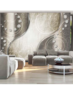 Papier peint DIAMOND ROUTE - par Artgeist