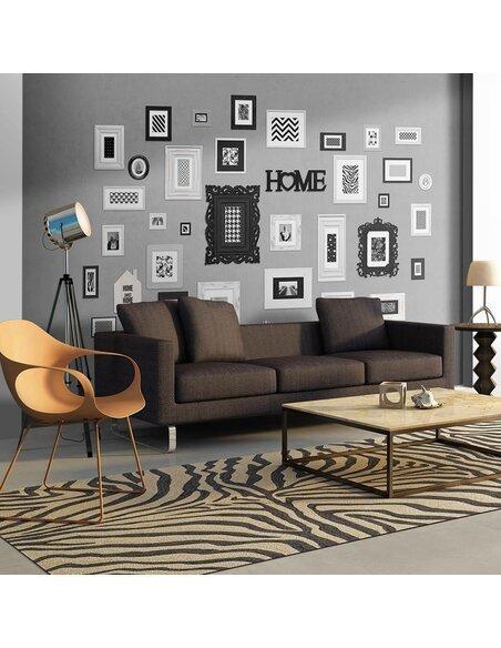 Papier peint WALL FULL OF FRAMES - par Artgeist