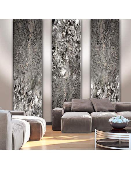 Papier peint BLACK DIAMOND - par Artgeist