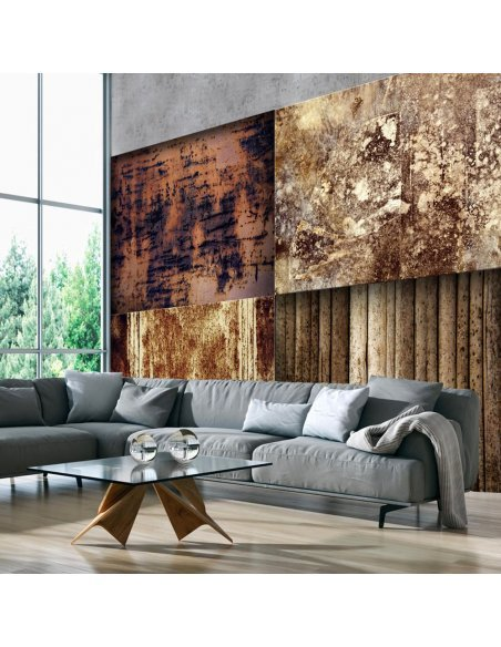 papier peint illuminated texture artgeist. Black Bedroom Furniture Sets. Home Design Ideas