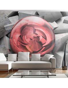 Papier peint ROSE DE PIERRE - par Artgeist