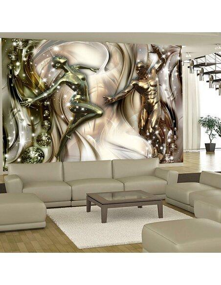 Papier peint ENERGY OF PASSION - par Artgeist