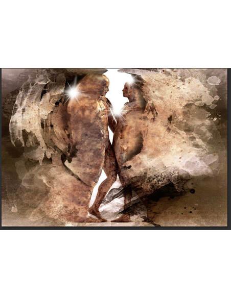 Papier peint HIDDEN LOVE - par Artgeist