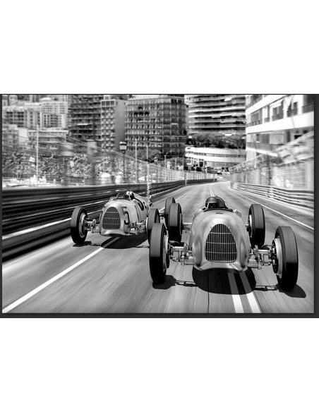 Papier peint MONTE CARLO RACE - par Artgeist