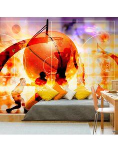 Papier Peint Basketball  Sport Artgeist