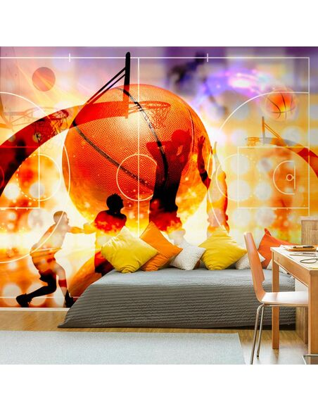 Papier peint BASKETBALL - par Artgeist