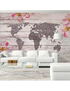 Papier peint ROMANTIC WORLD - par Artgeist
