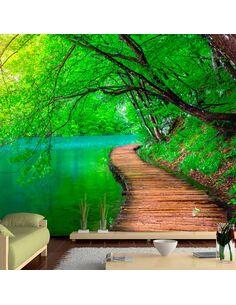 Papier peint GREEN PEACE - par Artgeist