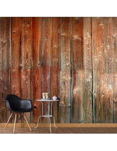 Papier peint Forest Cottage  Bois Artgeist
