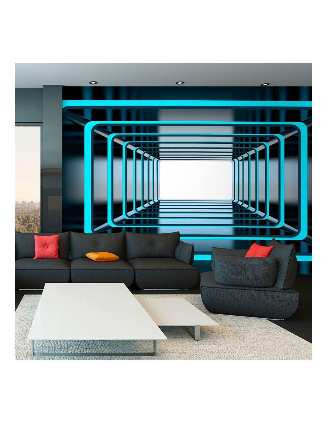 papier peint another dimension 39 90 chez recollection. Black Bedroom Furniture Sets. Home Design Ideas