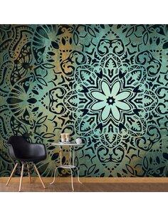 Papier peint THE FLOWERS OF CALM - par Artgeist