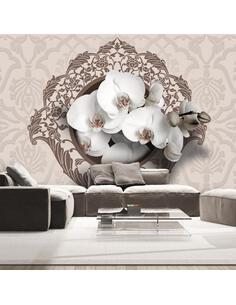 Papier peint ROYAL ORCHIDS - par Artgeist