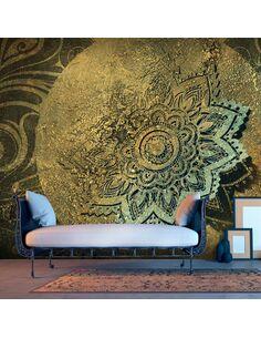 Papier peint GOLDEN TREASURE - par Artgeist