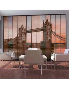Papier peint LONDON BRIDGE - par Artgeist