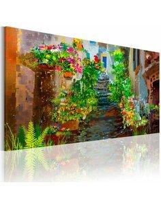 Tableau Provence charmante  - par Artgeist