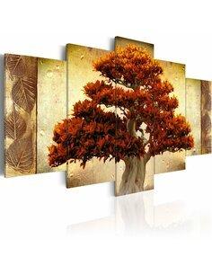 Tableau - 5 tableaux - Symmetry of nature - par Artgeist