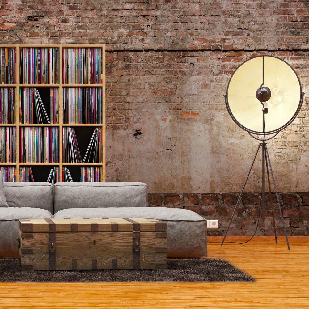 Papier Peint Brique Cuisine papier peint vieux mur en briques | artgeist |