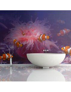 Papier peint TROPICAL FISHES - par Artgeist