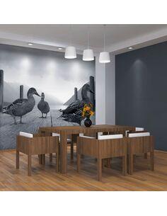 Papier peint CANARDS - par Artgeist