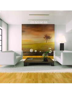 Papier peint ARBRE SOLITAIRE - par Artgeist