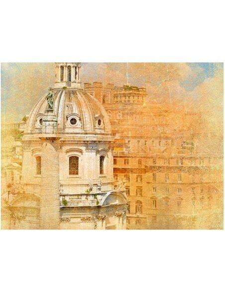 Papier peint ROME VINTAGE - par Artgeist